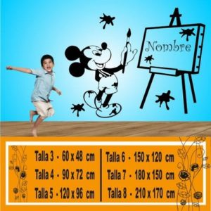 mickey mouse nombre 1222